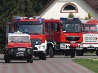 Statystyka Roczna Nowodworskich Strażaków