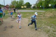 Zakroczym: Najmłodsi pobiegli ulicami miasta