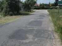 Wojszczyce: Wyremontują drogę do Janowa