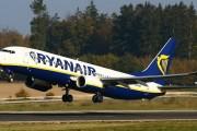 Lotnisko: Ryanair przenosi 8 lotów na Chopina