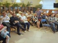 Modlin Twierdza: Zebranie Zarządu oraz wykład historyczny