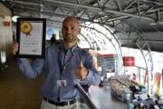Modlin najszybciej rozwijającym się lotniskiem  w Europe