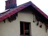 Wójtostwo: Pożar w domu jednorodzinnym
