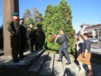 Nowy Dwór Maz: Uczcili pamięć ofiar II Wojny Światowej