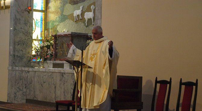 Nowy Dwór Maz: Z maczetą i narkotykami do kościoła
