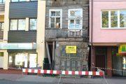 Nowy Dwór Maz: Zawaliła się część budynku