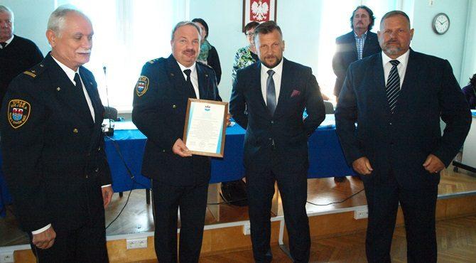 Nowy Dwór Maz: 25-lat Straży Miejskiej