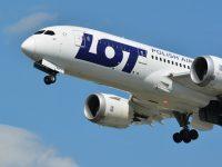 Lotnisko: Dreamliner ćwiczy na WMI