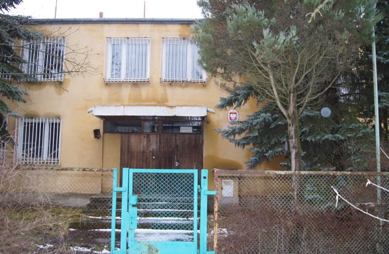 Leoncin: Modernizacja budynku dawnego posterunku policji