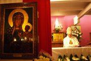 Rok po nawiedzeniu kopii cudownego obrazu Matki Bożej