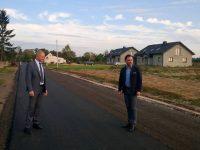 Janowo: Droga powiatowa do poprawy?