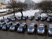 Czosnów: Nowy radiowóz w komisariacie policji