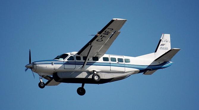Lotnisko: Awaryjne lądowanie awionetki. Akcja zakończona