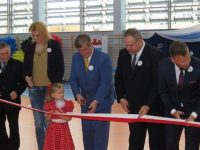 Nowy Dwór Maz: Oficjalnie otwarto halę na Osiedlu Młodych