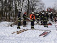 Trębki Nowe: Gminne ćwiczenia Straży Pożarnej