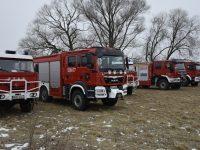 Łomna: Ćwiczenia gminnych jednostek straży pożarnej