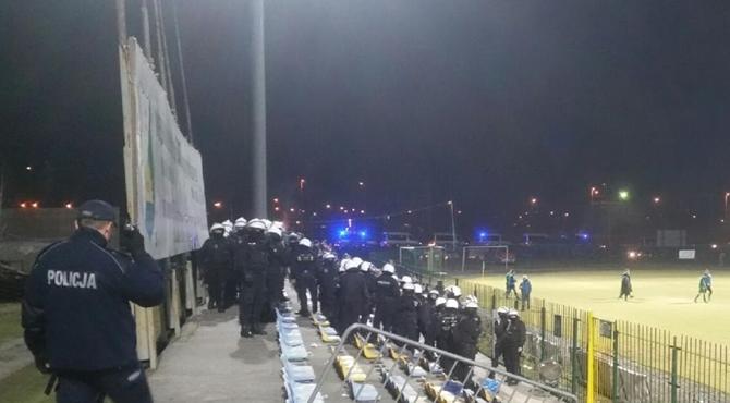 Nowy Dwór Maz: Kolejny zakaz stadionowy