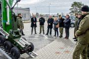 Lotnisko: Nowy sprzęt pirotechniczny wart prawie 2,5 mln zł