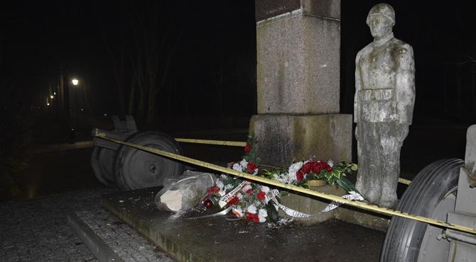 Modlin Twierdza: Uszkodzili pomnik Obrońców Modlina