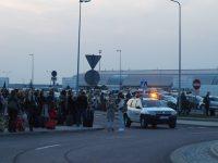 Lotnisko: Bagaż pozostawiony bez opieki
