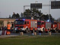 Lotnisko: Bagaż na parkingu powodem alarmu i ewakuacji