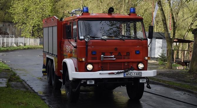 Modlin Twierdza: Strażacy otworzą swoje koszary