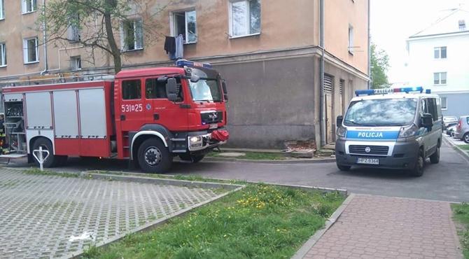 Modlin Twierdza: Strażacy interweniowali do przypalonej potrawy