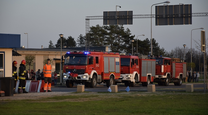 Lotnisko: Kolejna ewakuacja pasażerów i pracowników