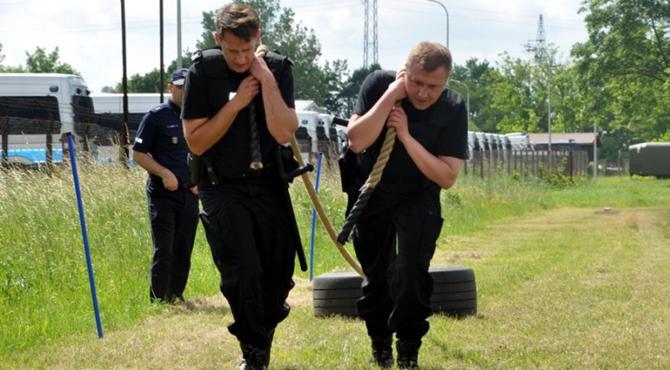 """Nowy Dwór Maz: III miejsce w konkursie """"Patrol Roku"""""""