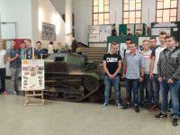 Nowy Dwór Maz: Uczniowie z Górskiej na sympozjum