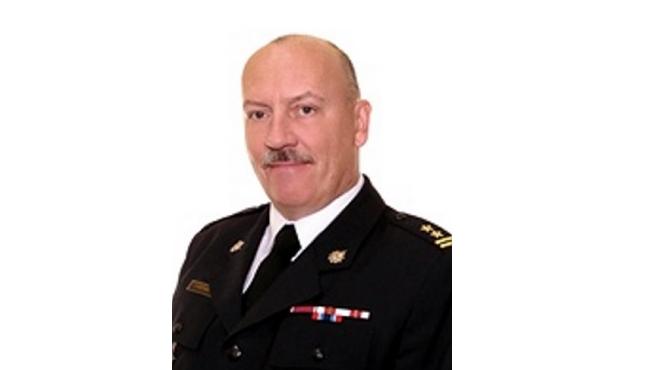 Nowy Komendant Powiatowych Strażaków