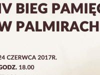 Palmiry: W sobotę IV Bieg Pamięci