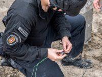 Nowe Grochale: Ćwiczenia Straży Granicznej