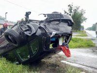 Suchocin: Wypadek na DW630