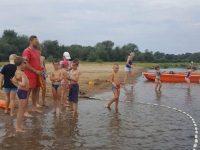 Nowy Dwór Maz: Strażacy o bezpieczeństwie nad wodą