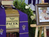 Uroczystości pogrzebowe ks. kan. Edwarda Packa