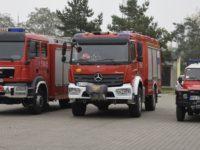 18 interwencji Straży Pożarnej w minionym tygodniu