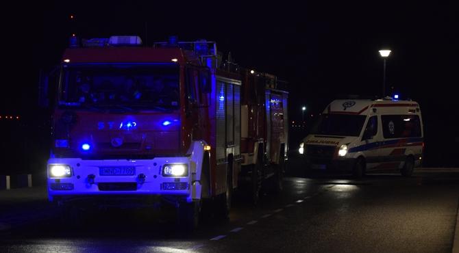 Alarm bombowy na lotnisku Warszawa – Modlin