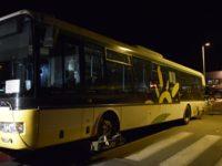 Modlin Stary: Łamanie przepisów przez kierowcę autobusu