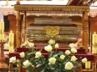 Zakroczym: Nawiedzenie relikwii bł. Honorata Koźmińskiego