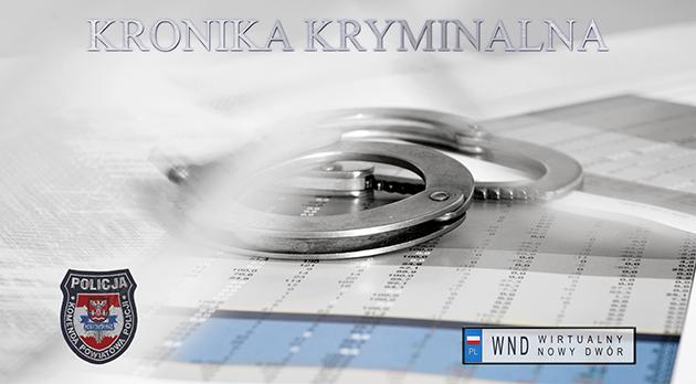 Kronika Policyjna 9-15 października
