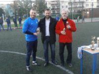 Modlin Twierdza: Turniej Piłkarski o puchar burmistrza