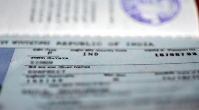 lotnisko: Pakistańczyk z podrobionym paszportem