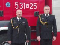 Nowy Dwór Maz: Strażacy dostaną medale od Prezydenta