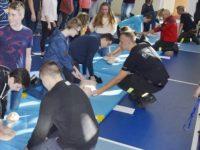 Nowy Dwór Maz: Pobili rekord w udzielaniu pierwszej pomocy