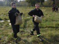 """Nowy Dwór Maz: Ćwiczenia plutonów wsparcia """"Ulewa-2017"""""""
