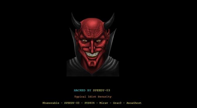 Hakerzy włamali się na stronę portu lotniczego Warszawa – Modlin