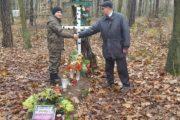 Pasjonaci historii odnowili leśne groby