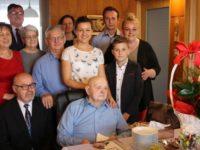 Nasielsk: Setne urodziny Pana Ryszarda Pierzynowskiego