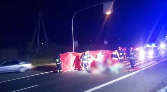 Łomna Las: Poszukiwani świadkowie wypadku